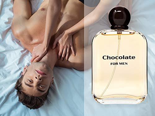 SERGIO NERO • CHOCOLATE Eau de Parfum/Agua de perfume para hombres • Fragancia Dulce Golosa de Hombre (100 ML)