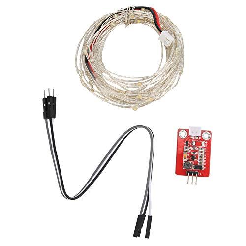 Módulo conductor ligero confiable módulo de controlador LED para decorar la habitación