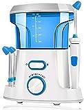 GUOGUODA Lavaggio nasale Elettrico Forte impulso ad Alta Tensione Naso a 360 ° 10 Pressione dell'Acqua Regolazione della velocità di Rotazione Irrigatore nasale