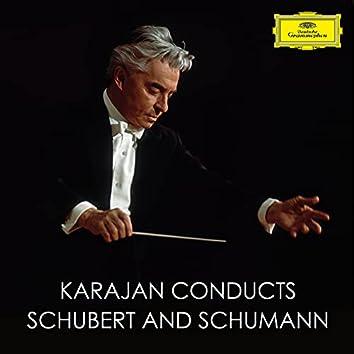 Karajan conducts Schubert and Schumann