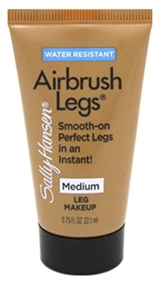 魔法原点生むSALLY HANSEN Airbrush Legs Lotion Trial Size - Medium-Trial Size (並行輸入品)