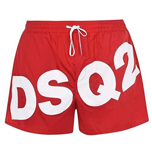 DSquared Christian-Kostüm Boxer Herren D7B642520 Rosa - Acht und vierzig