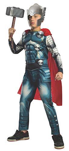 Avengers Assemble Marvel Thor Child Costume Medium