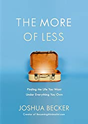 the more of less minimalism book