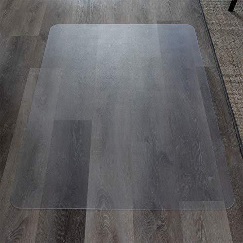 buySMILE BODENSCHUTZMATTE |Made in Germany | für HARTBODEN | 115 x 135 cm | aus...