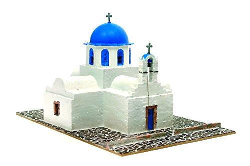 Domus - Iglesia ortodoxa griega Agios Nikolaos, Paros (40551) , color/modelo surtido