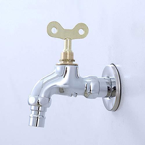 LLLYZZ Muur gemonteerde sleutelkasten Olie Bier Tap Messing Keuken Draad Gat Mop Wastafel Wasmachine Bibcock Tuin Goedkope Water XH0008