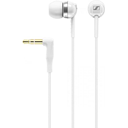 Sennheiser Cx 100 In Ear Kopfhörer Weiß Elektronik