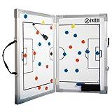 Pizarra Magnética ZASTOR Plegable Fútbol 45 x 60 cm