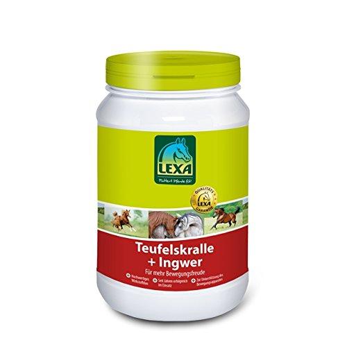 Lexa Teufelskralle + Ingwer-1 kg Dose