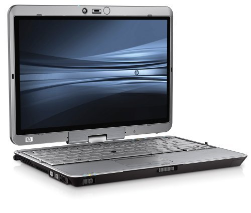 HP EliteBook 2730p 30,7 cm (12,1 Zoll) WXGA Laptop (Intel Core 2 Duo SL9400 1,8GHz, 2GB RAM, 120GB HDD, Intel GMA X4500HD, DVD+- DL RW, Vista Business)