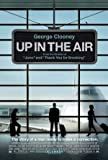 UP IN The AIR - George Clooney – Film Poster Plakat