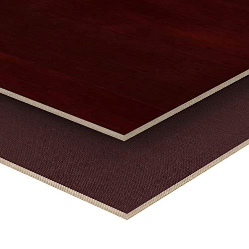 30mm Siebdruckplatten Zuschnitt 150 x 50 cm B-Ware Multiplexplatte beschichtet unbehandelt Restposten verschiedene Größen und Stärken zur Auswahl: Art.nr. 992-039 1500 x 500 x 30 mm