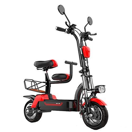 ZQYR Bike# Bicicleta eléctrica Ebike electrica para Bicicleta con Motor sin escobillas...