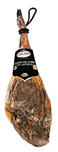 ElPozo Jamón De Cebo 100% Ibérico , 1 x 8.00 kg