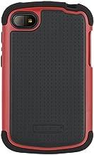 Ballistic SG Case for Blackberry Q10 - Retail Packaging - Black/Red