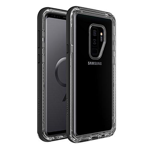LifeProof 77-58207 Custodia Serie Next Protezione in Azione per Samsung Galaxy S9+, Nero Trasparente
