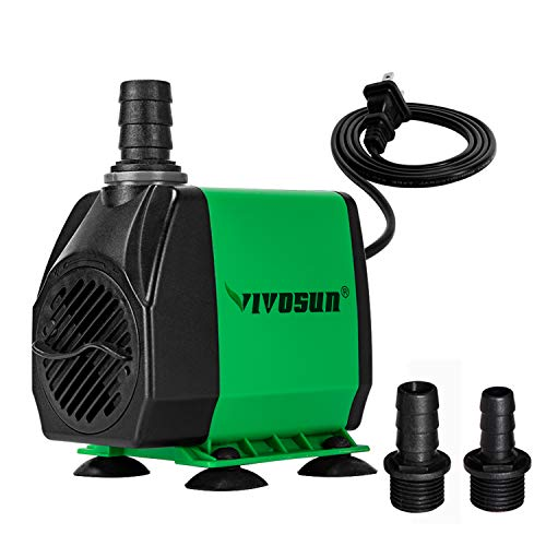 Best water pump aquarium filter for 2021