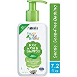 Natralia Happy Little Bodies Eczema Body Wash & Shampoo, 7.2 Ounce