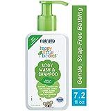 KIDS ECZEMA BODY WASH & SHAMPOO: A gentle, tear-free & soap-free 2-in-1 body wash & shampoo formulated to help relieve your little one's eczema symptoms. Non-irritating, pH balanced for kids & babies. KIDS ECZEMA RELIEF: Natralia's effective 3-step s...