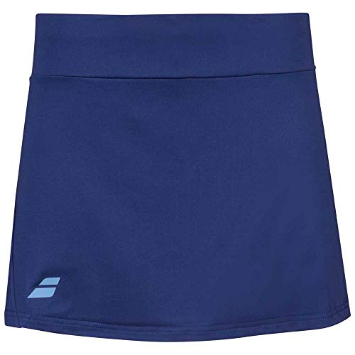 Babolat Play Skirt Girl Falda, Unisex niños, Estate Blue, 8-10 años
