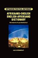 Afrikaans-English/English-Afrikaans Dictionary (Hippocrene Practical Dictionary)