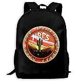 TTmom Mochilas Tipo Casual,Bolsa de Viaje New Riders of The Purple Sage Unisex Backpack Shoulder Bag School Backpack Travel Bags Laptop Backpack