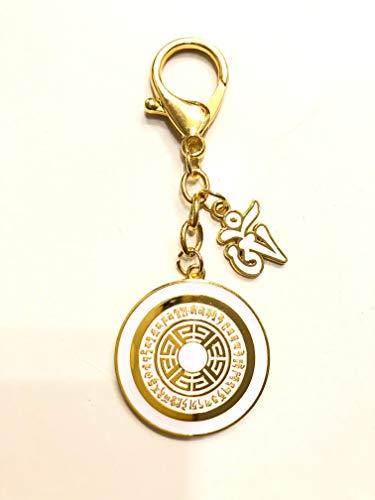 My Lucky 2021 Feng Shui OM Dakini Spirit Enhancing Amulet