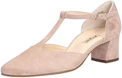 Paul Green 3744 Damen Pumps Beige, EU 36