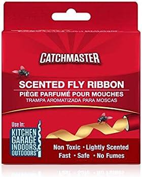 20-Pack Catchmaster Sticky Fly Trap Ribbon Roll