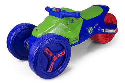Porteur 3 roues enfant Pyjamasques - Fabriqué en France - Ergonomique, pratique et stable - Dès 3 ans - D'arpèje - OPJM386B