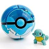 Poke ball, Bolas pokemon, Ball figuritas Poké Bolas Pokéball, Bola con Figuras Pokemon Toys para niños