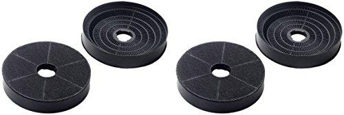 Bosch 353121 koolstoffilter 2 stuks (210 x 43 mm)