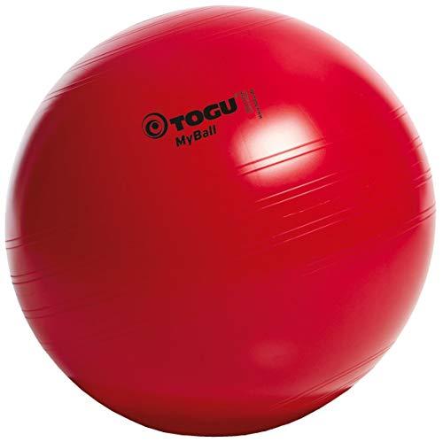 TOGU Gymnastikball MyBall, 65 cm, rot