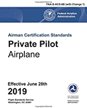 Private Pilot Airman Certification Standards Airplane FAA-S-ACS-6B