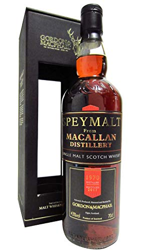 Macallan - Speymalt - 1970 41 year old Whisky