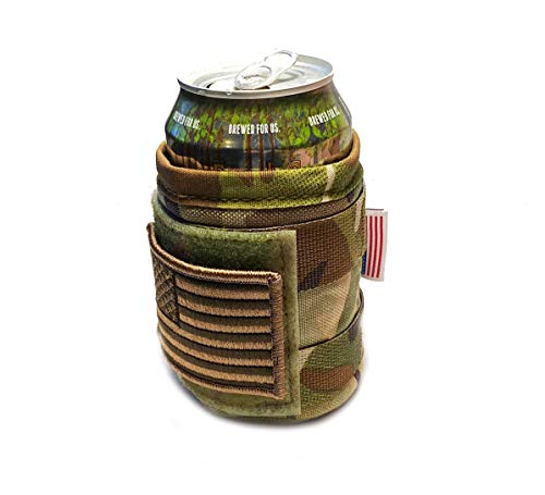 Kevlar Can Koozies for a Cooler Drink