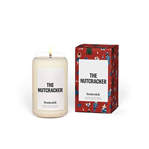 Homesick Scented Candle, The Nutcracker