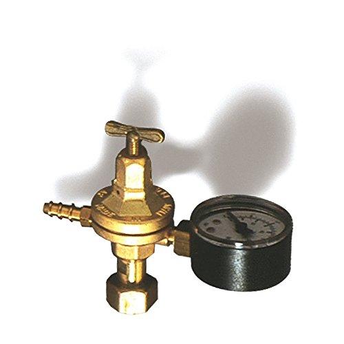 Acquastilla 110397 Regolatore Alta Pressione Gas 3 kg/H, Multicolore