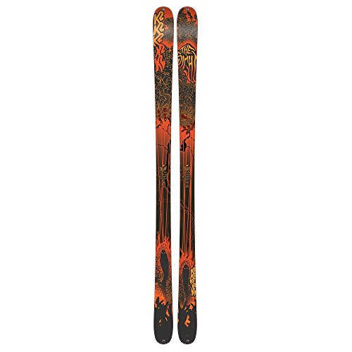 K2 Skier Einzige Sight–Herren–Orange, Orange, 159