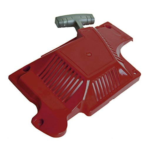 LXJLXJ Reemplazo para Husqvarna 50 51 55 51EPA 55EPA 55EU1 55 Trimmer Arranque de Retroceso Tipo de extracción 503151801