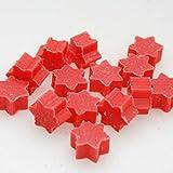 Florex Schafmilchseife mini mini Stern 50 Stück Granatapfel Seife Gastgeschenk