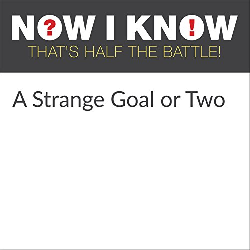 A Strange Goal or Two audiobook cover art