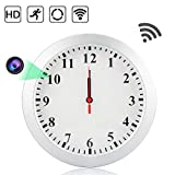 MINGYY 1080P WiFi Camera Wall Clock Motion Detection Video Camera Remote View Camcorder Baby Pet...