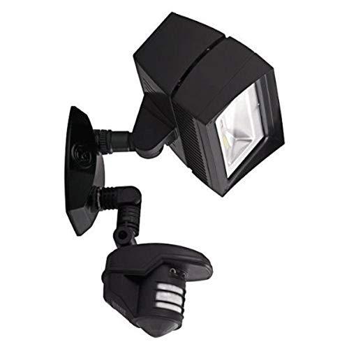 RAB STL3FFLED18 18W LED Security Light, 360 Motion Sensor, 5000K (Cool), 120V, Bronze, Hardwired, Multi
