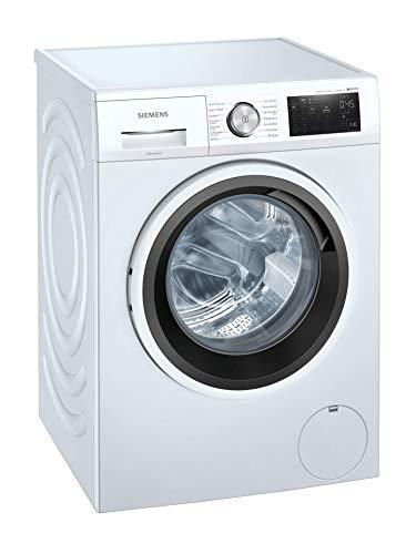 Siemens WM14UQ40 iQ500 Waschmaschine / 9kg / C / 1400 U/min / sensoFresch-Programm / varioSpeed Funktion / Nachlegefunktion / aquaStop