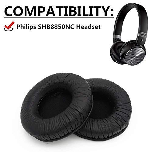 Ersatz-Ohrpolster für Philips SHB8850NC Kopfhörer Reparaturteile