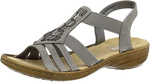 Rieker 60800, open sandalen dames 40 EU