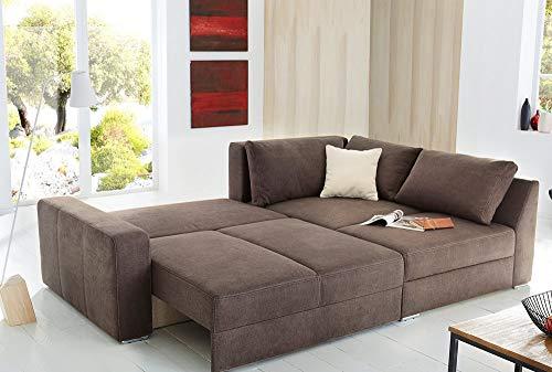Ecksofa Couch –  günstig lifestyle4living Bild 6*