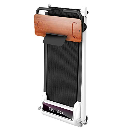Folding loopband, Electric Gemotoriseerde Walking Machine, met afstandsbediening, geen lawaai en comfortabel Fitness Equipment, gemakkelijk te verplaatsen en op te slaan, rustig en comfortabel Gym